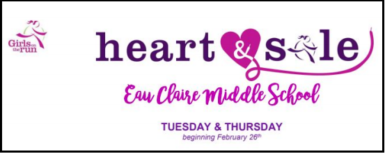 Heart and Sole - Eau Claire Middle School
