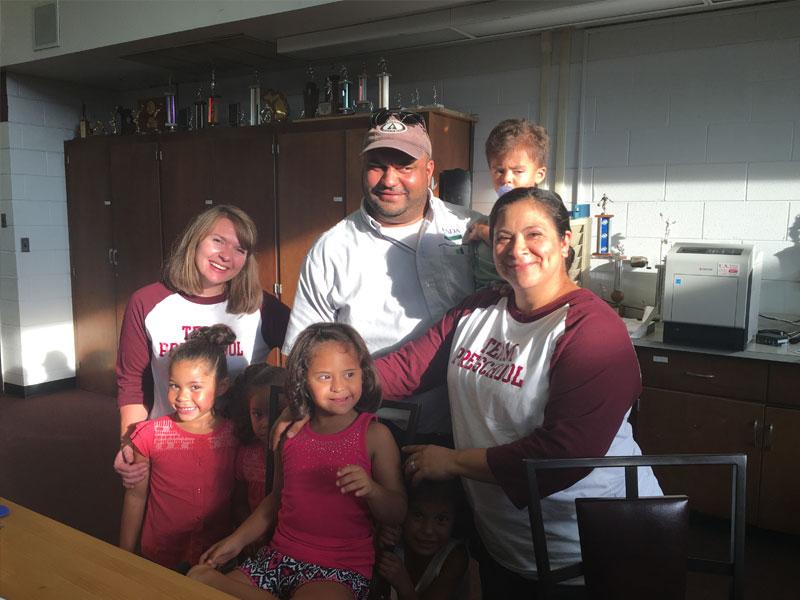 Lybrook Elementary family